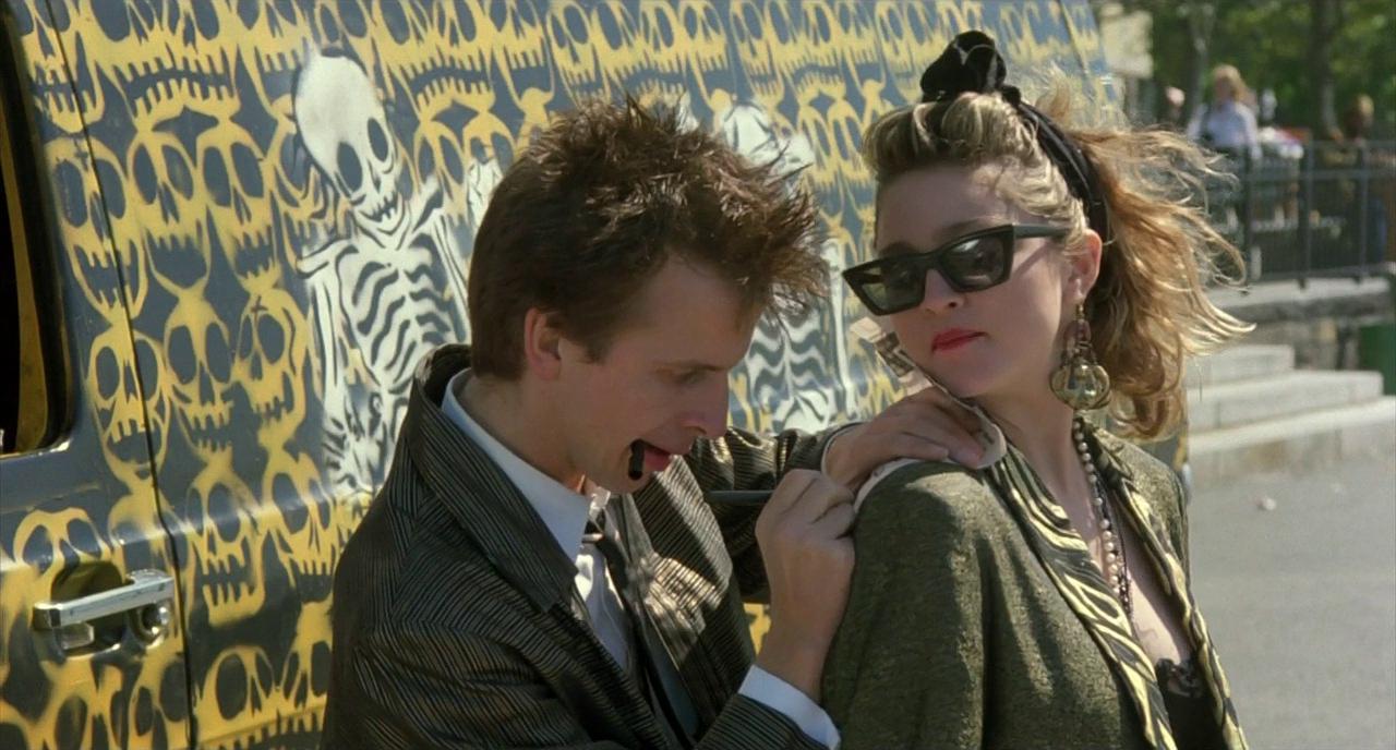 Buscando Desesperadamente a Susan (Madonna ) 1985 Mp4 1080p